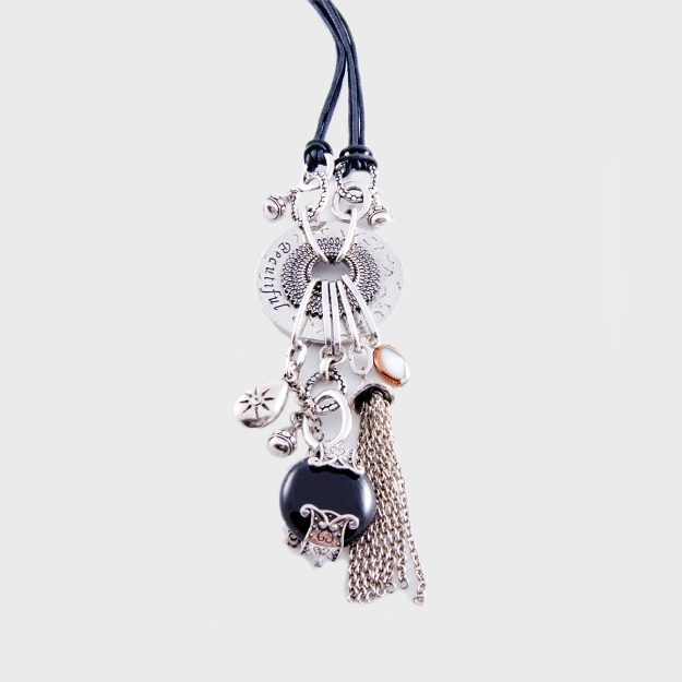 Gypsy Tassel Necklace